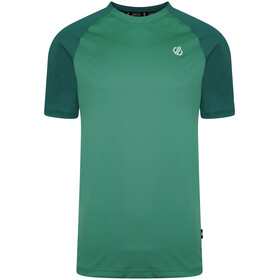 Dare 2b Peerless Camiseta Hombre, jelly bean green/ultramarine green